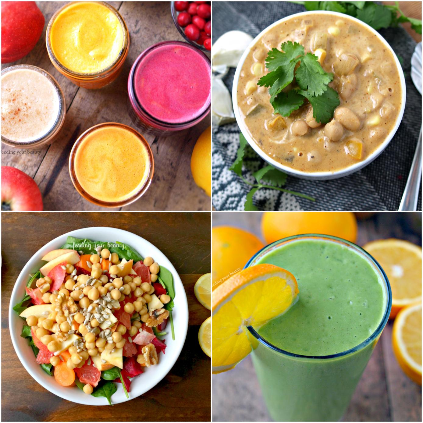 soup-salad-smoothie-jump-start-clean-eating-plan